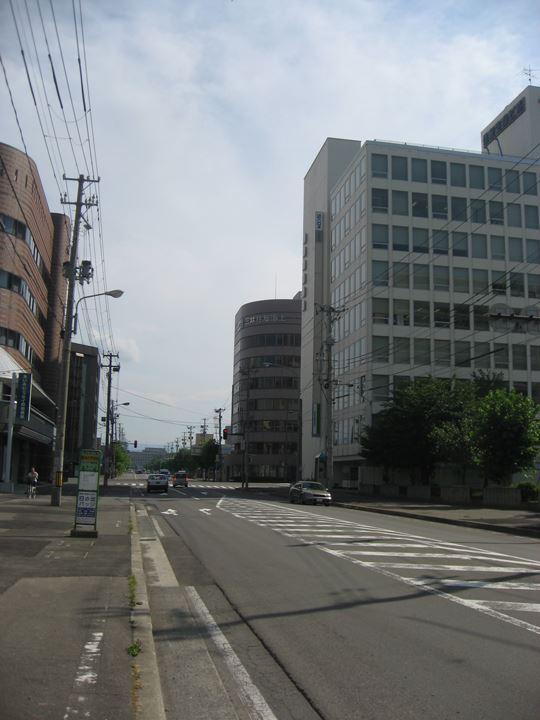 青森の道路は広~い!!!