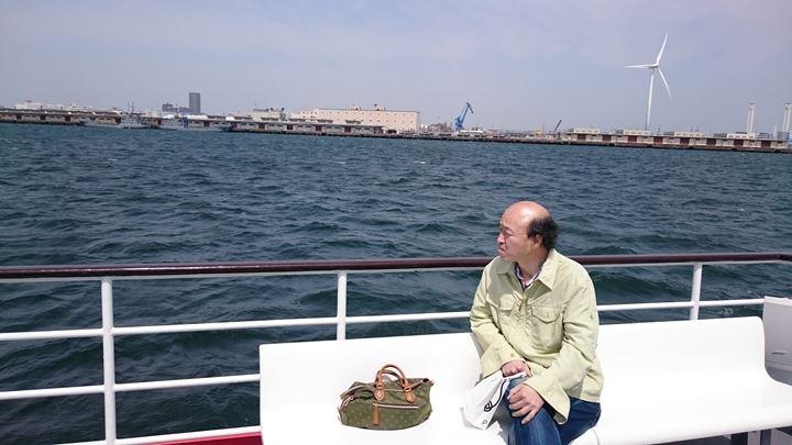 横浜港クルーズ!