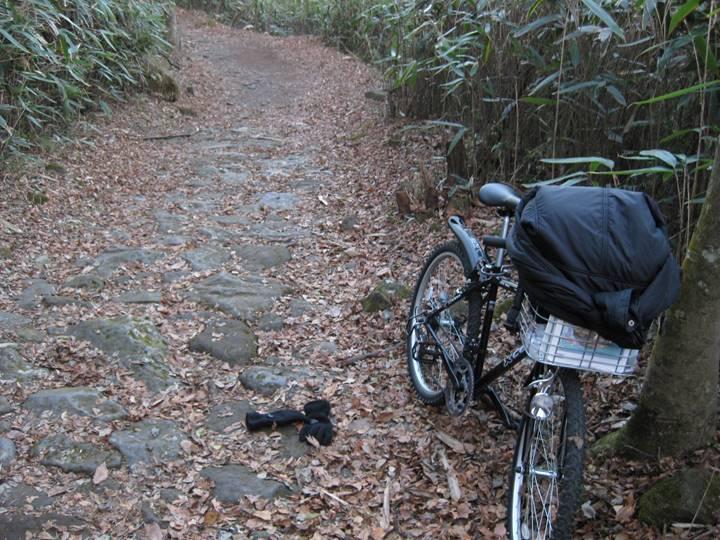 伊勢神宮自転車お参り探検記