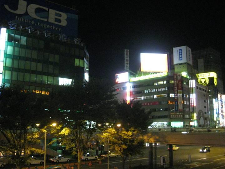 さすが東北一の大都市仙台