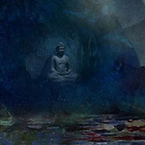 鎮座する仏陀