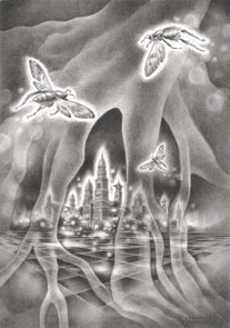 「迷宮への道案内」2008年制作
