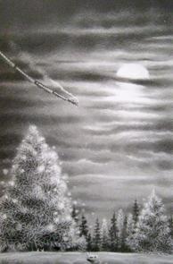「幽けき洋燈」 2011制作