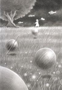 「am2:00の捕虫網」2008年制作