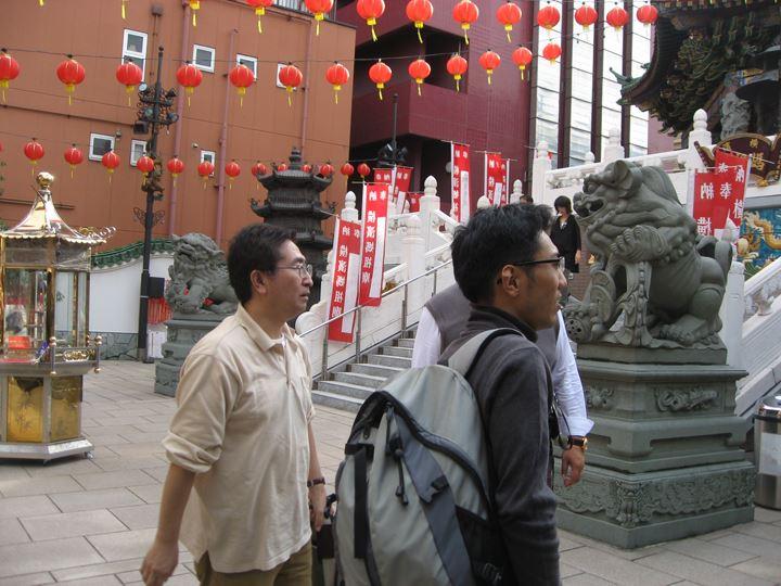 中華街散策 ♪♪♪