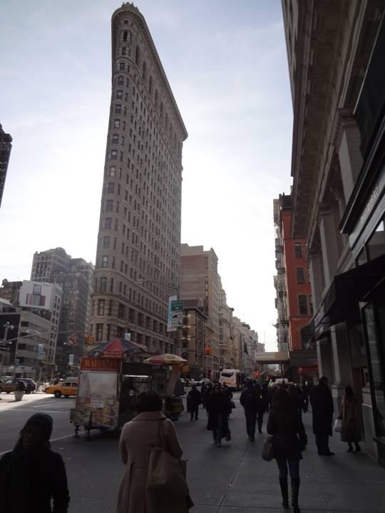 個性的なニューヨークの象徴の一つ。