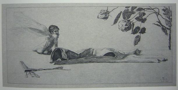 1881年 エッチング、紙