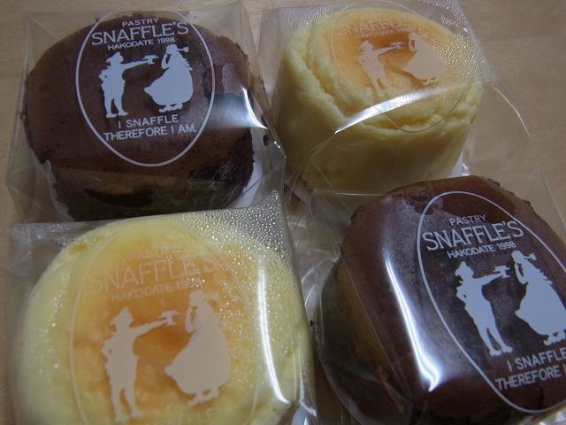 函館のチーズケーキ