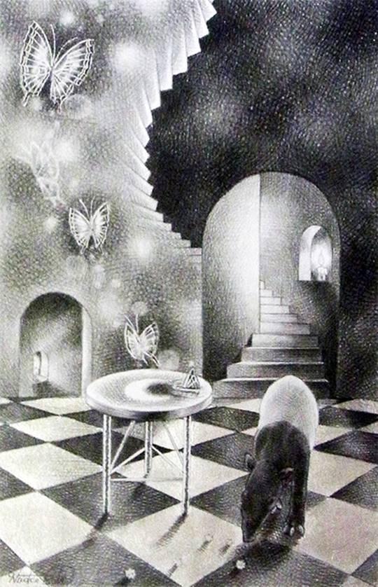 「小さな月の部屋」