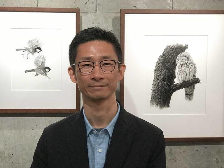 増田寿志画伯