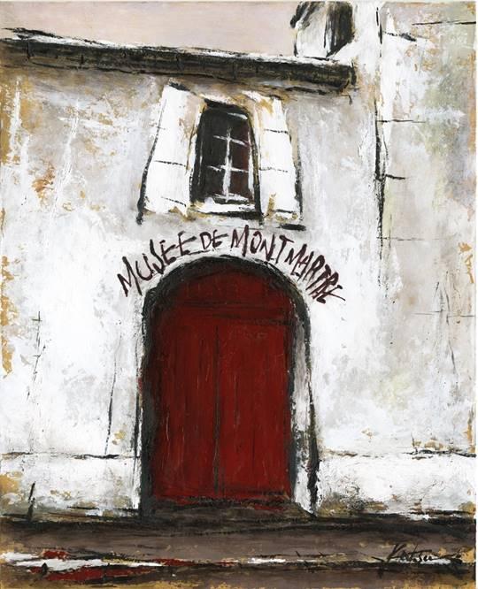 「モンマルトルの美術館」