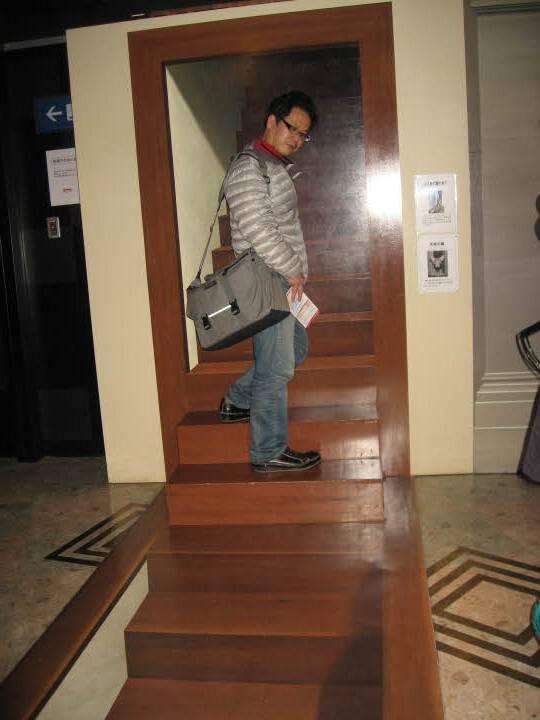 階段はありません。(?)
