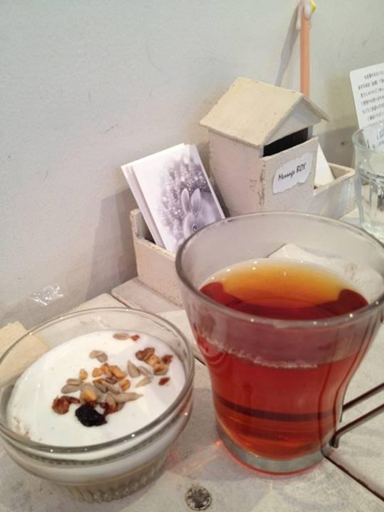 デザート&紅茶