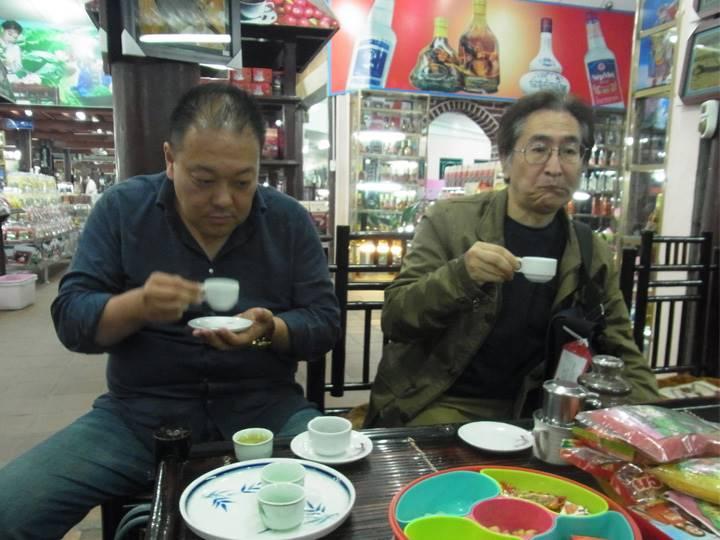 ベトナムコーヒーの味は濃い?