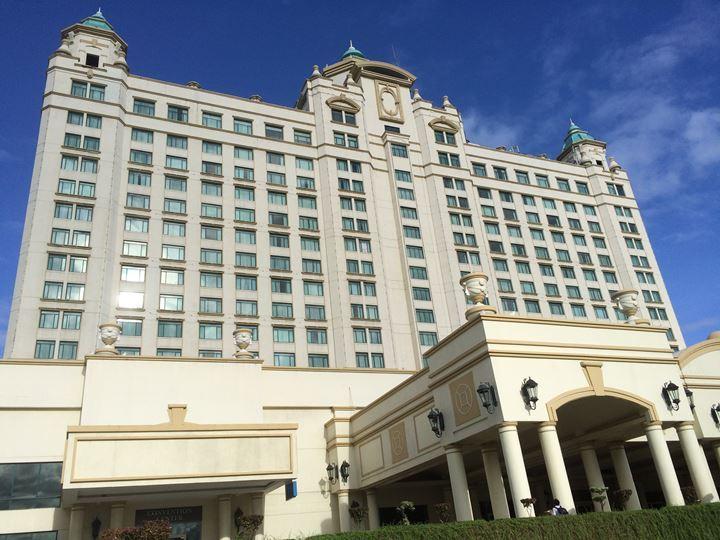 カジノ付きの5つ星ホテル