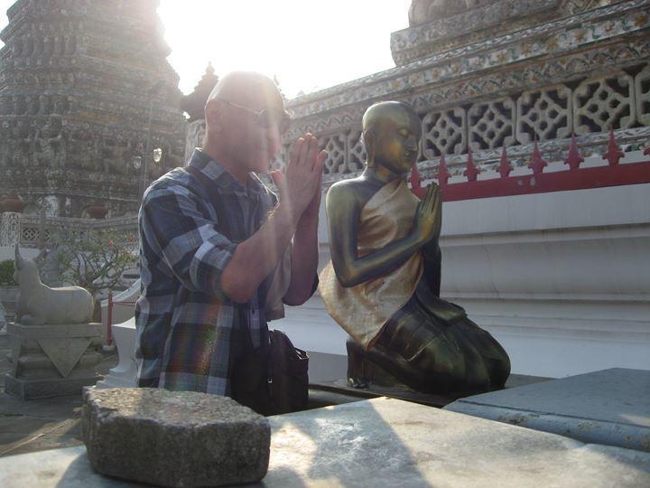 2014 タイ・バンコクツアーにて