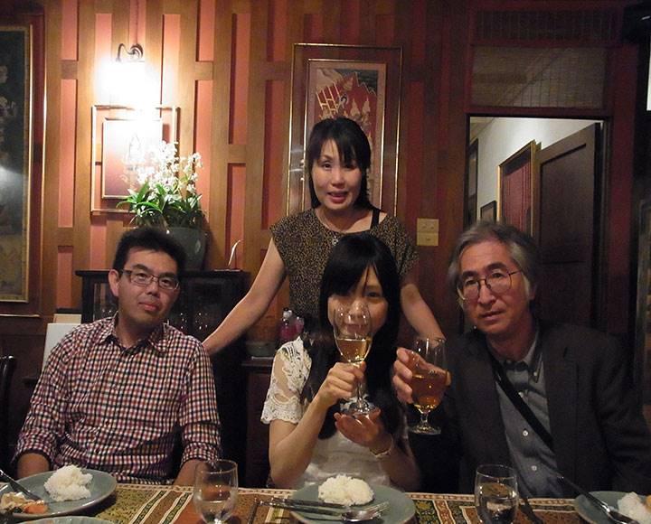 高級レストラン!?