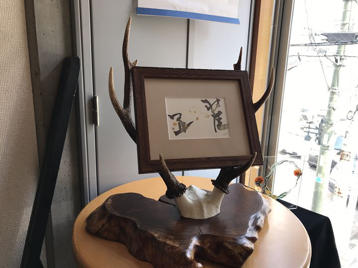 Ashino's MANIA 第5弾『結晶』展の展示スタイル写真