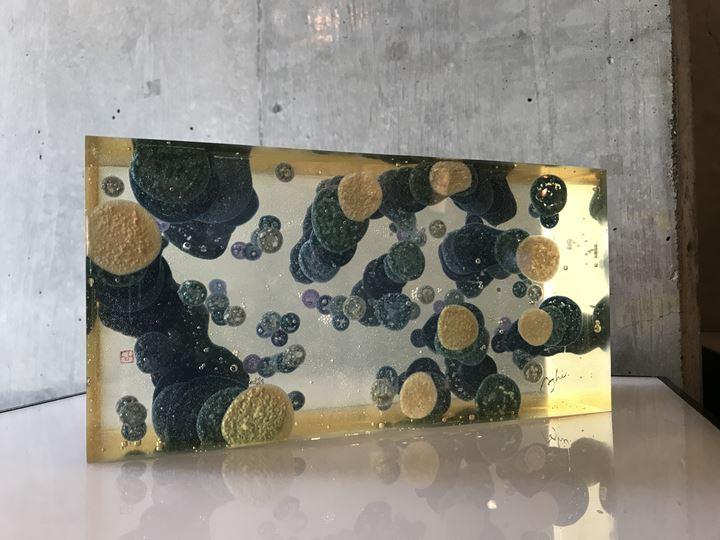 『ブロックアート道』