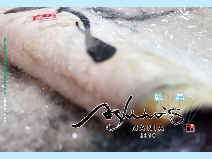 Ashino's MANIA 第5弾『結晶』