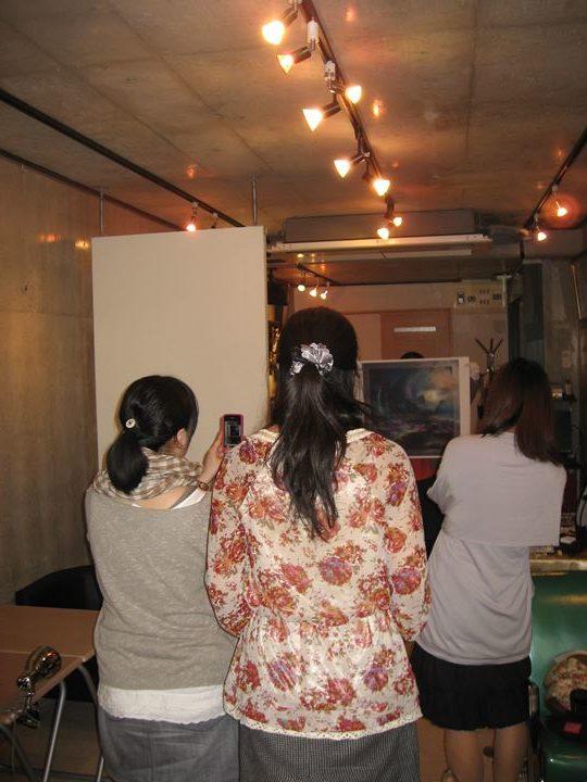 ウレ新作発表展 2011.4月