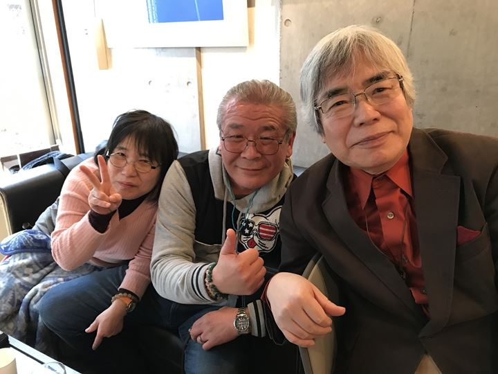 フジムラコンテンポラリーアート賀詞交歓会2019の様子
