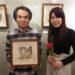 銅版画展:YUI『錆色の森』展終了のお知らせ(*'▽')