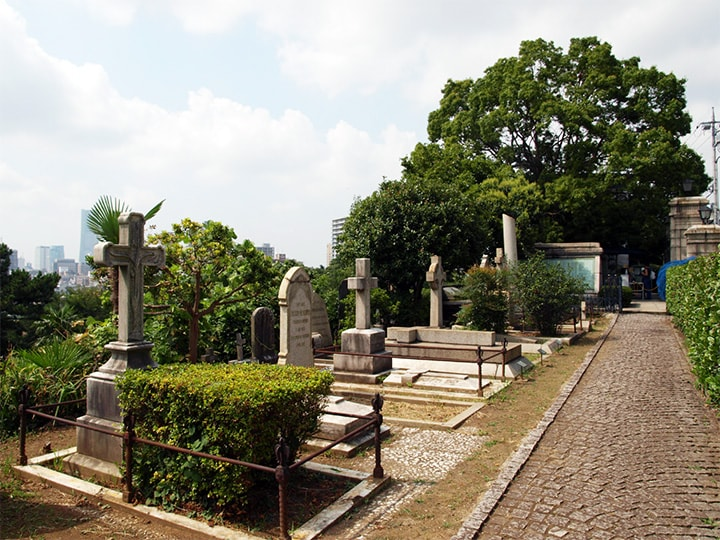 横浜外国人墓地 -The Yokohama Foreign General Cemetery-