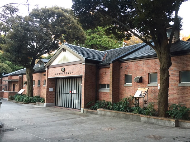 元町公園プール管理棟 -Motomachi Swimming Pool, Administration Office-